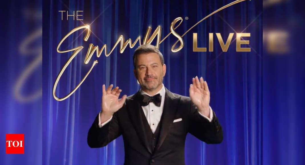 Virtual Emmy Awards set bar high with live telecast