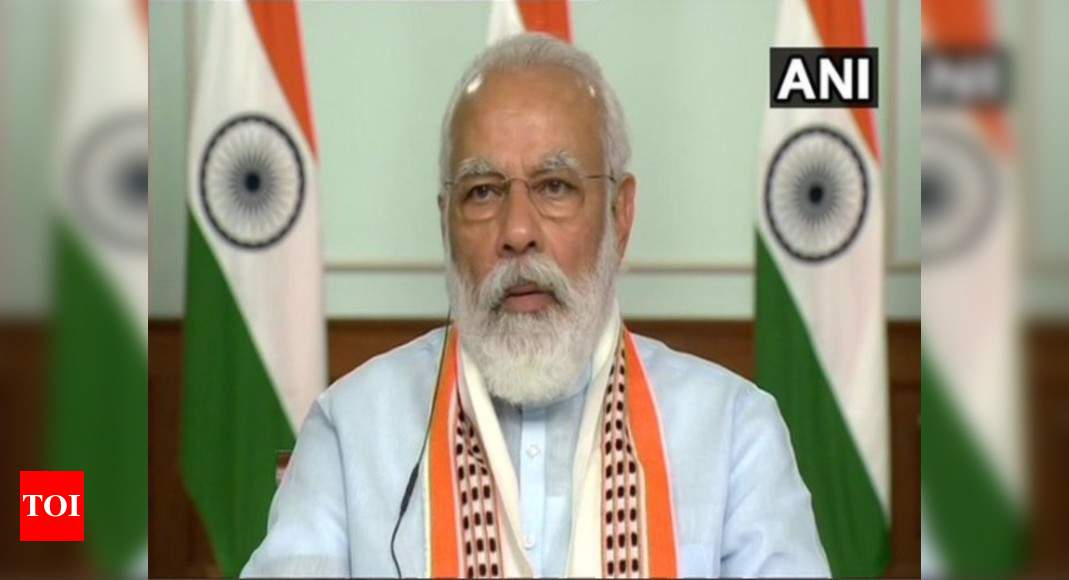 PM Modi condoles loss of lives in Bhiwandi building collapse