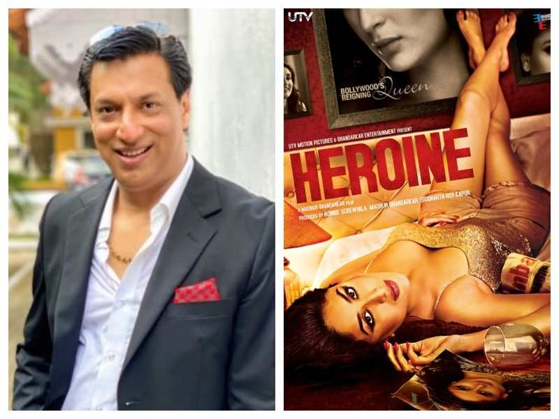 Exclusive! Madhur Bhandarkar on 8 years of 'Heroine': 70 percent of the film is what actually happens in the industry!