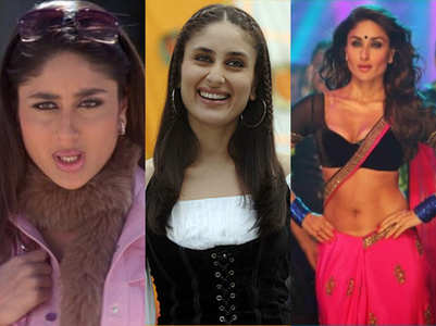 Best on-screen characters of Kareena
