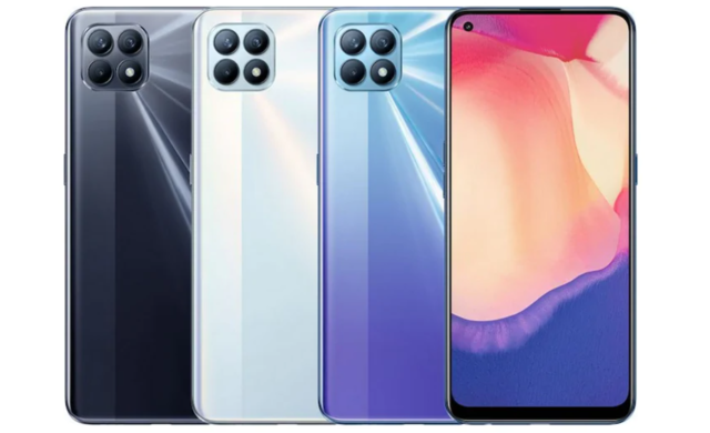 Oppo Reno 4 SE with triple rear camera launched