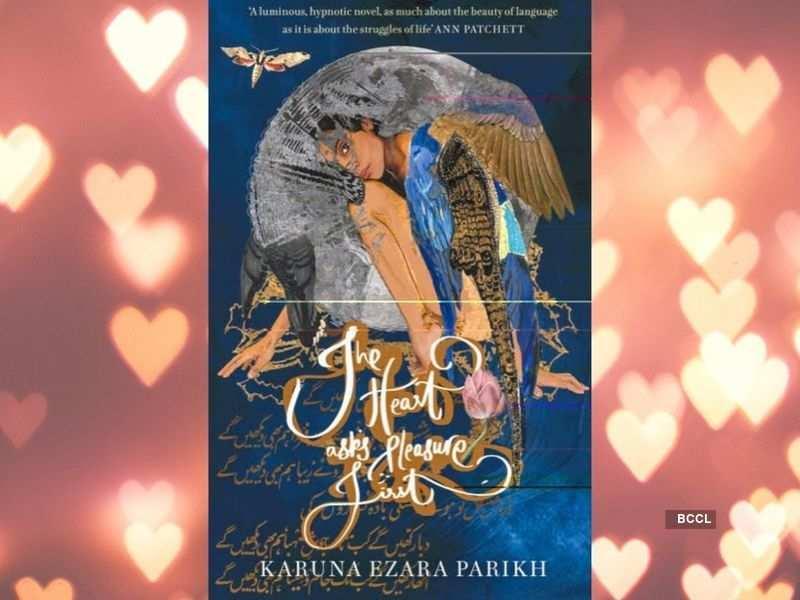 <p>'The Heart Asks Pleasure First' by Karuna Ezara Parikh<br></p>