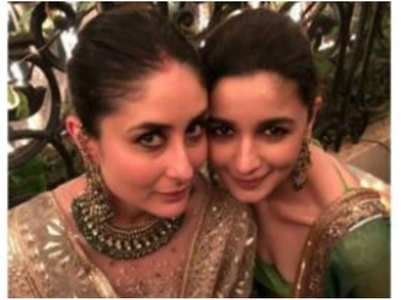 Alia's adorable birthday post for Kareena