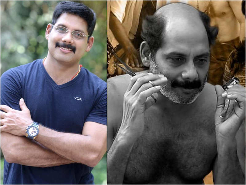 I starved the entire day to make my character of barber Sahadevan look convincing, says Aneesh Ravi
