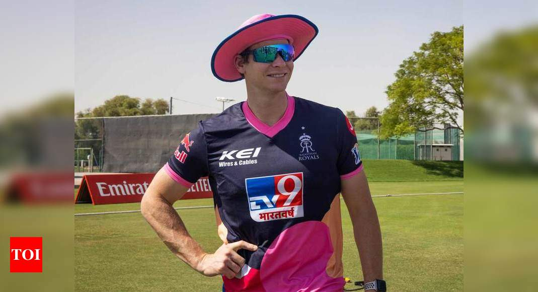 IPL 2020: Looking to put on a 'good show' against CSK, says Steve Smith | Cricket News – Times of India