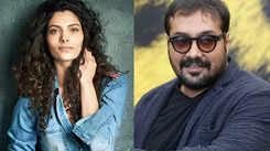 Saiyami Kher shares an old post about Anurag Kashyap: 'He asked me to come to his house and said, my parents live with me, you don't have to worry!'
