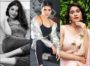 Pics of the Day: Samantha Akkineni, Kajal Aggarwal and Regina Cassandra will drive away your Monday Blues