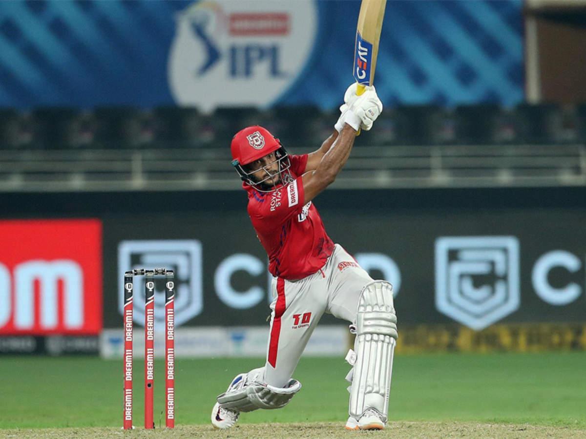 IPL 2020: Mayank Agarwal finds his mojo | Cricket News - Times of India