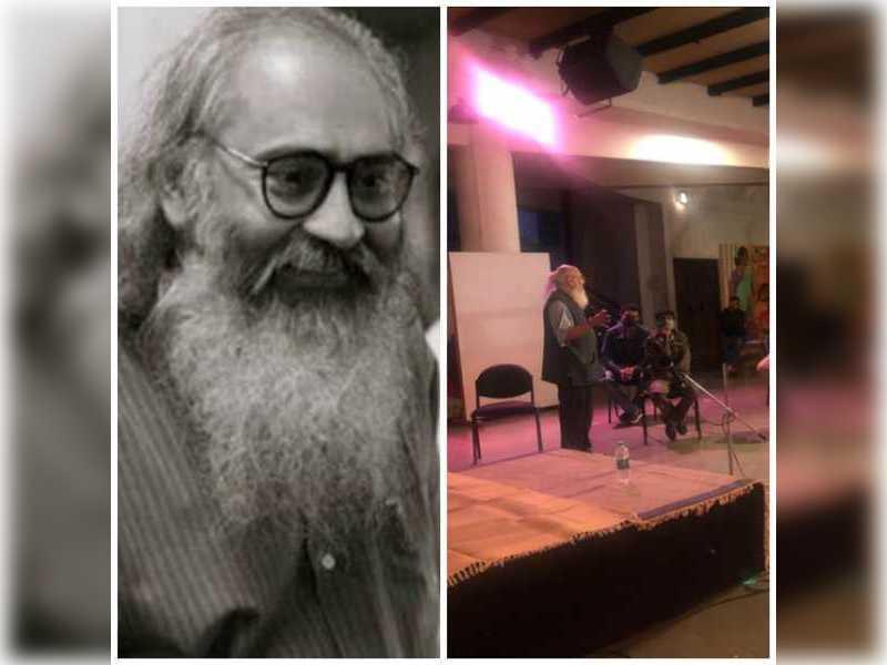 Ranga Shankara hosts an evening with psychiatrist Dr Shekhar Seshadri
