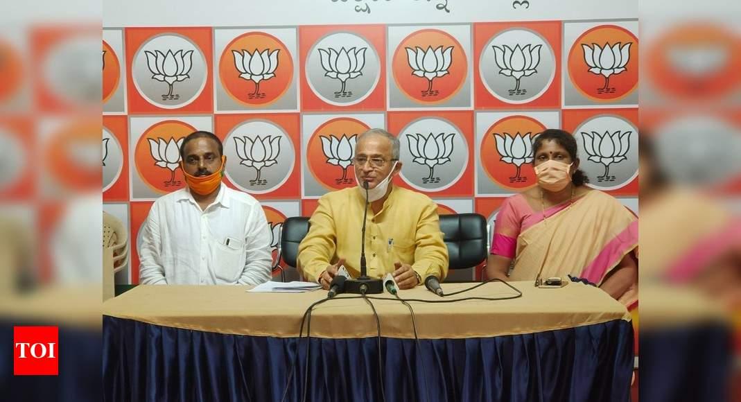 Raitha Morcha of BJP to undertake state wide campaign on farm bills