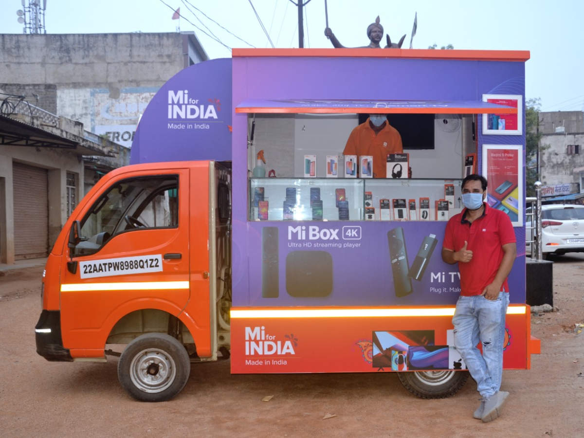 Mi India Receives New Customers