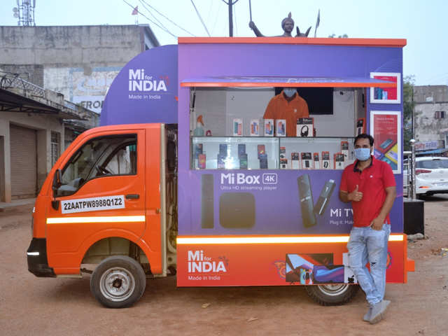 Xiaomi India announces the launch of 'Mi Store on Wheels'
