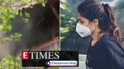 Fire incident at building housing NCB office probing drug-link in Sushant Singh Rajput's case; Rhea Chakraborty admits to consuming drugs during NCB probe, says report, and more...