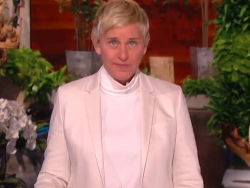 Ellen DeGeneres addresses allegations of toxic work environment at her show: I am so sorry to the people who were affected