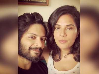 Ali Fazal comes out in support of Richa