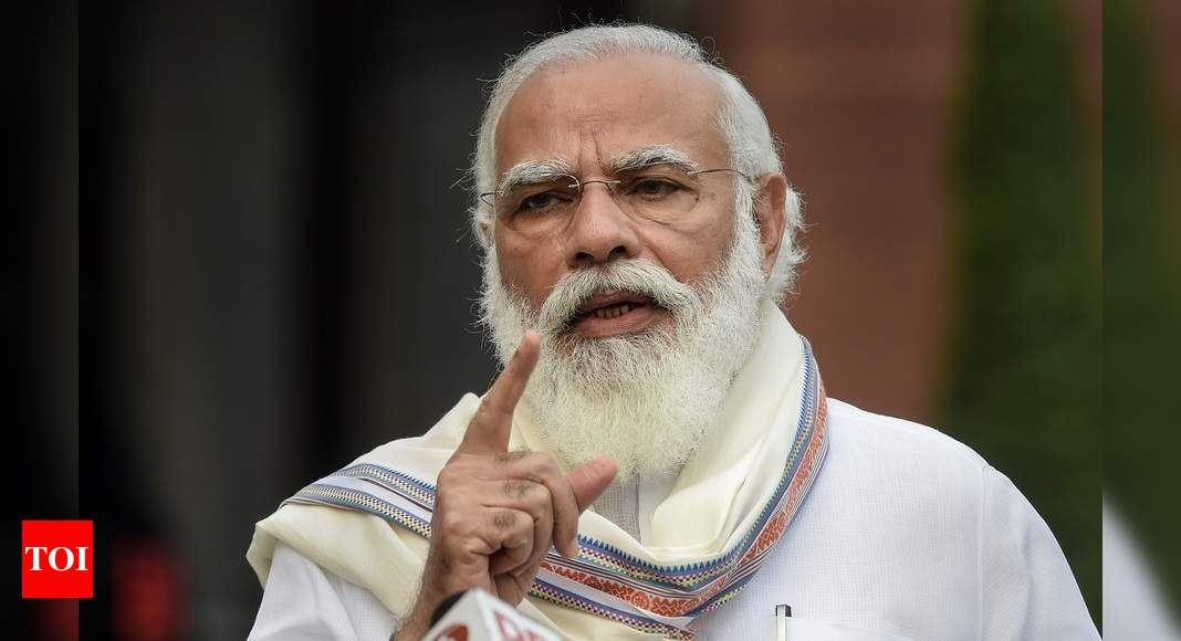 Without comprehensive reforms, UN faces 'crisis of confidence': PM Modi | India News – Times of India