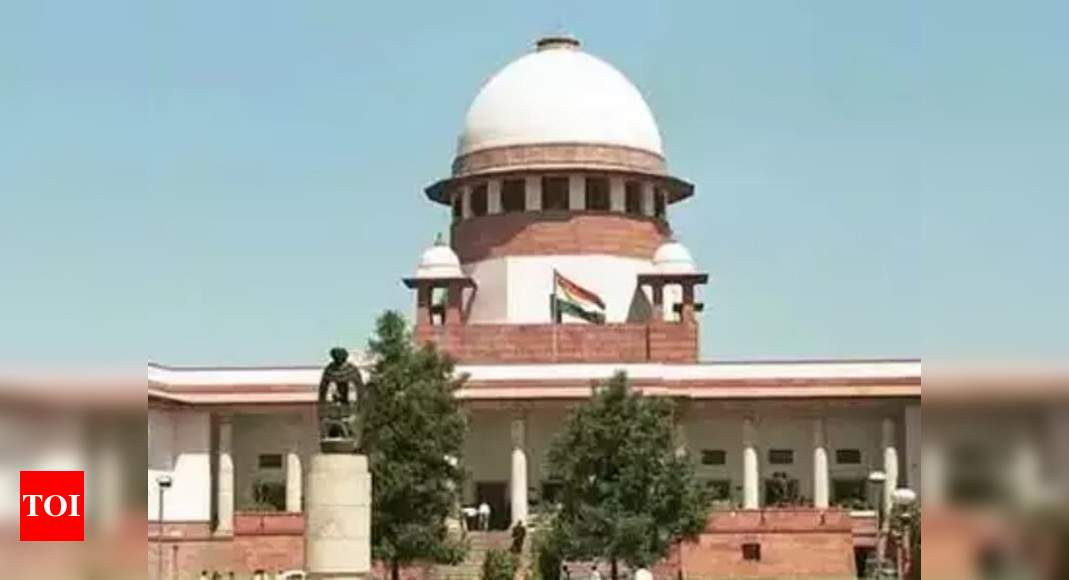 Provide food, aid to starving 1.2 lakh sex workers: SC to govts | India News – Times of India