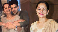 Sooraj Pancholi's mother Zarina Wahab was put on oxygen after she tested positive for COVID-19