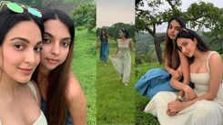 Kiara Advani spends quality time with her sister Ishita, pics go viral