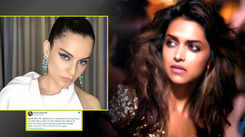Drug case: Kangana Ranaut hits out at Deepika Padukone, writes 'So-called high society rich star children who claim to be classy and have good upbringing ask their manager, MAAL HAI KYA?'