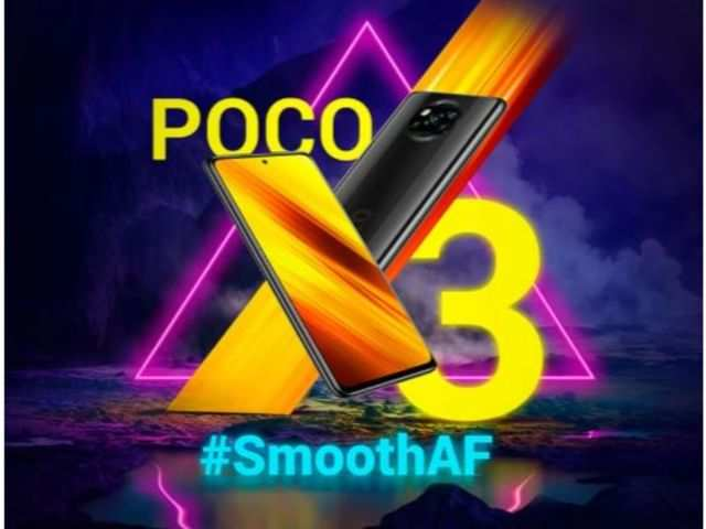 Poco X3 with Snapdragon 732G processor to launch today: How to watch the live stream