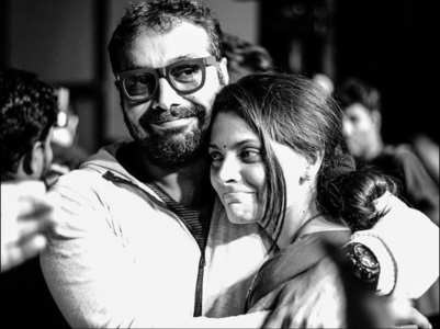 Saiyami Kher reposts note on Anurag Kashyap