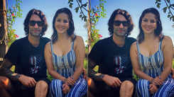 Sunny Leone spends quality time with hubby Daniel Weber