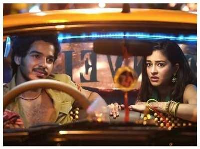 Watch Ishaan-Ananya's Khaali Peeli trailer