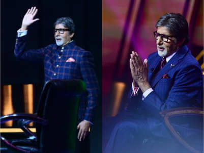 KBC12: Amitabh Bachchan shoots for 15 hours