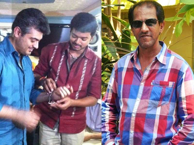 Vaiyapuri spots similarities between Vijay and Ajith