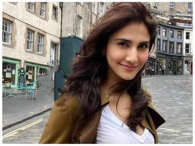 Bell Bottom: Vaani shares pic from sets