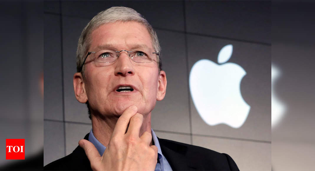 Apple CEO Tim Cook impressed by remote work