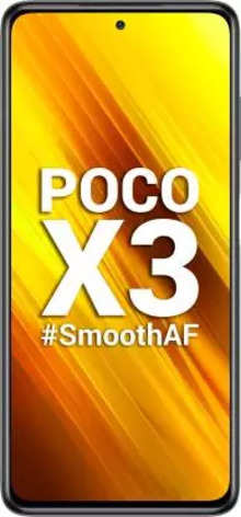 Poco X3 128GB 6GB RAM