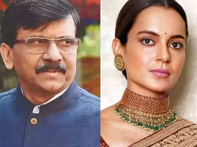 Raut on being added in Kangana's HC plea
