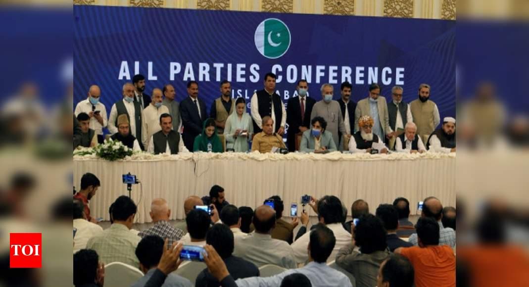 Pak round-up: Oppn unites against PM Khan & more