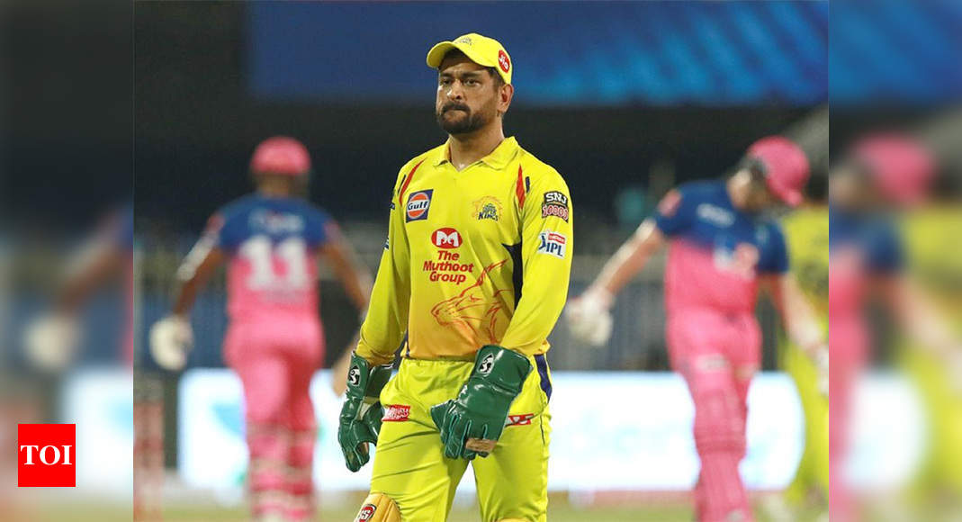 IPL: It's Royals again and Dhoni gets upset with umpire