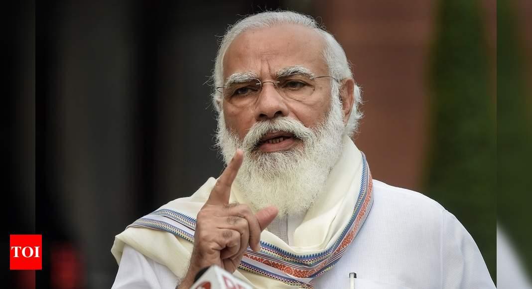NEP will lead to 'Atmanirbhar Bharat': Modi