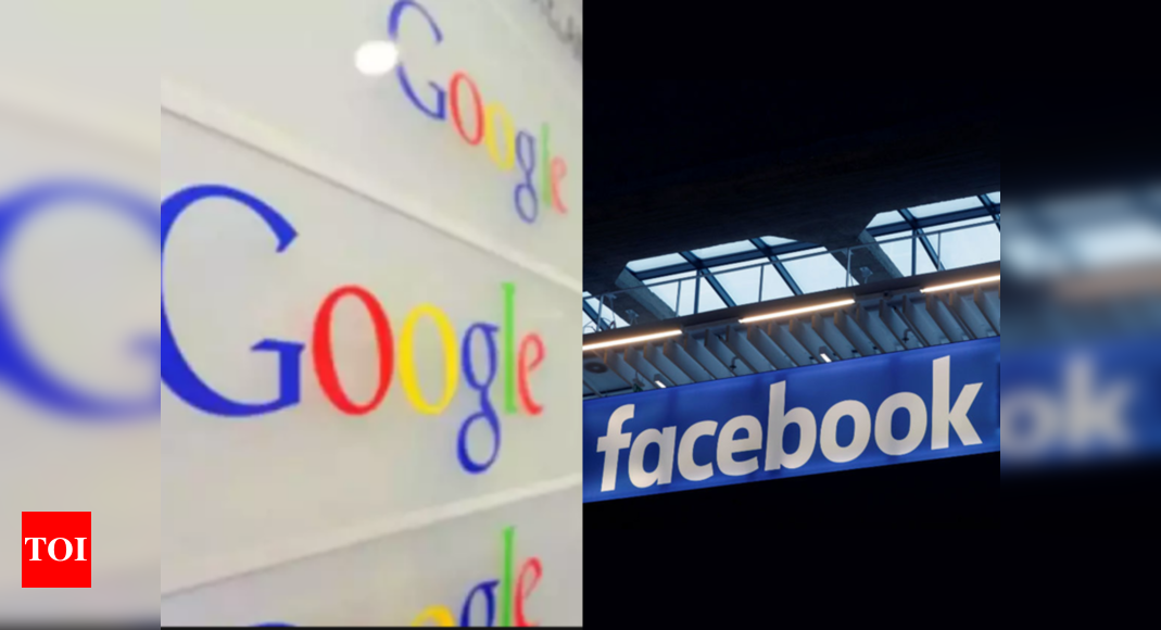 Amending rules to make FB, Google more accountable: Govt