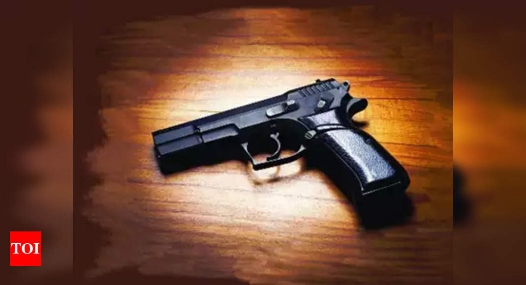 Iconic UK company to make guns in UP from November | India News – Times of India