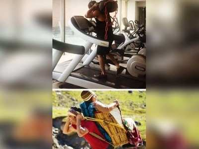 SSR sister posts a pic from 'Kedarnath'