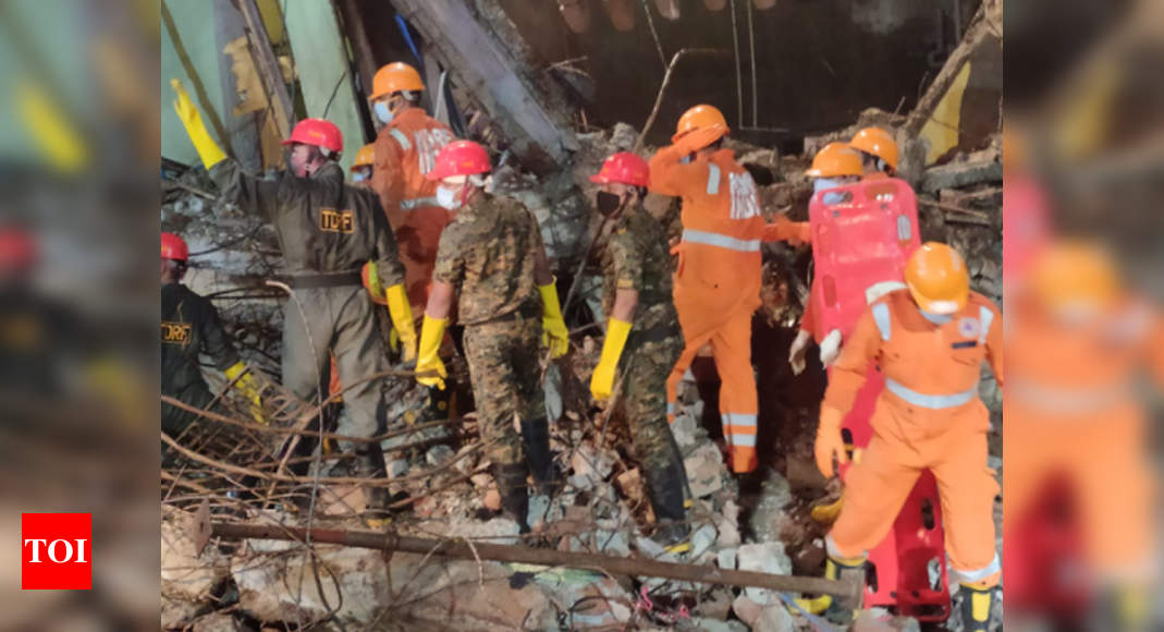Bhiwandi building collapse: Death toll rises to 35