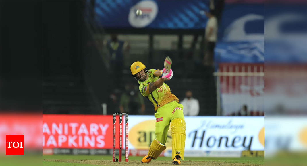 CSK coach hints Faf du Plessis may open batting in upcoming games