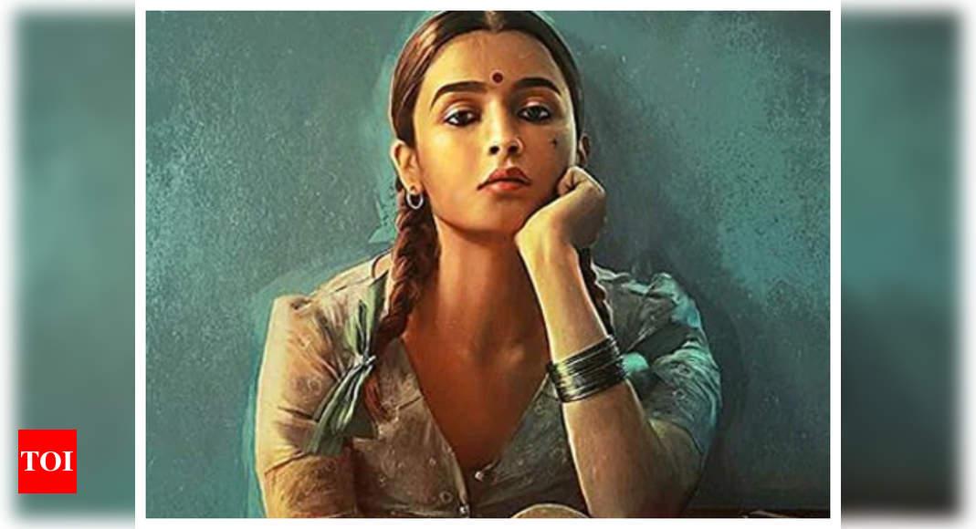 Alia to shoot for Gangubai Kathiawadi in Oct