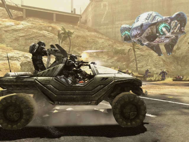 The next Halo game has arrived on PC