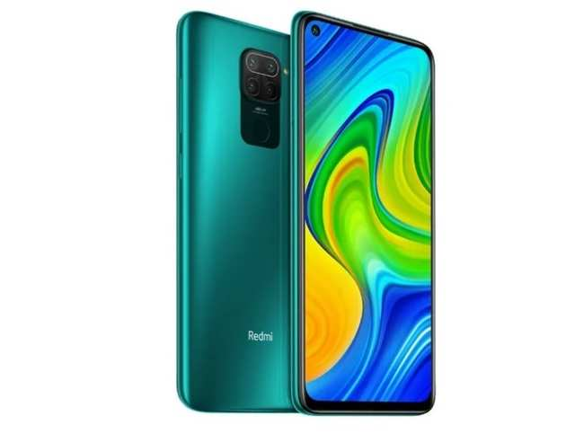 Xiaomi Redmi Note 9 with MediaTek Helio G85 to go on sale at 12 pm today via Amazon