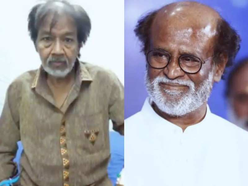 Rajinikanth makes a phone call to a fan who first started his fan club
