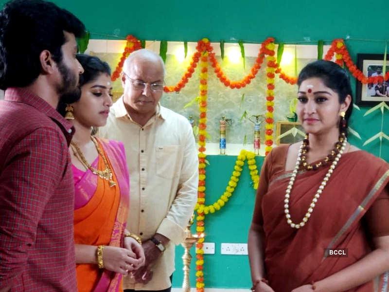 Actress Neelima Rani to play cameo in 'Thirumanam'