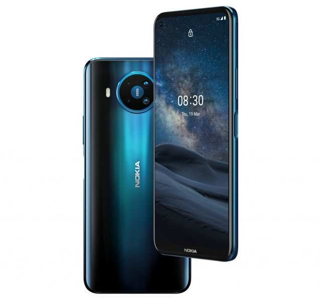 Nokia 8.3 5G with quad-rear camera launched