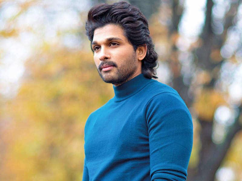 Allu Arjun's fan walks 250 KMs to meet the Tollywood star