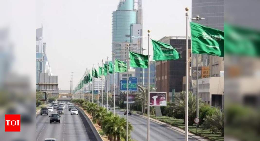 Saudi Arabia suspends flights to and from India - Times of India